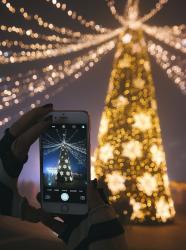 Weihnachtsbaum_Smartphone